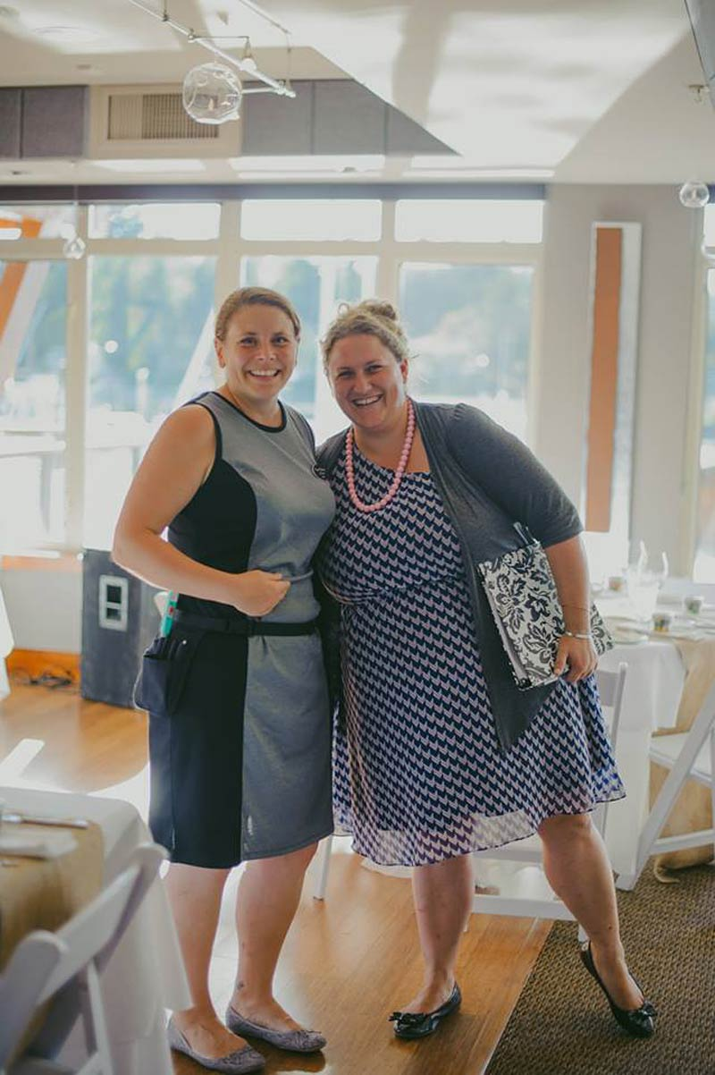 Melissa and Kori - Local experts and wedding planners
