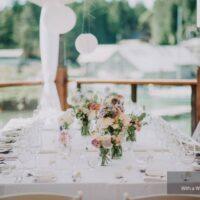 Emily & Neil Wedding - Painted Boat Resort, Sunshine Coast BC