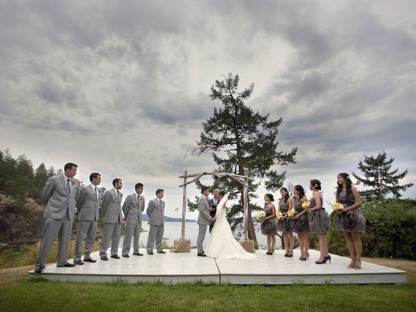 BC Sunshine Coast Wedding Planning Services