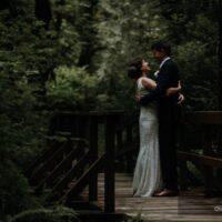 Sarah & Peter Wedding - Painted Boat Resort & Chatterbox Falls, Sunshine Coast BC