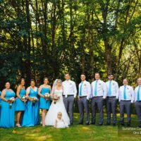 Tracey & Cam Wedding - Sunshine Coast Botanical Gardens