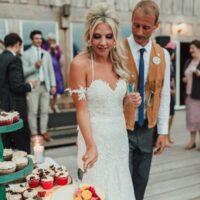 Caroline and Colin Wedding - West Coast Wilderness Lodge