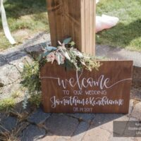Kendrianne and Jonathan - Rockwater Secret Cove Resort Wedding