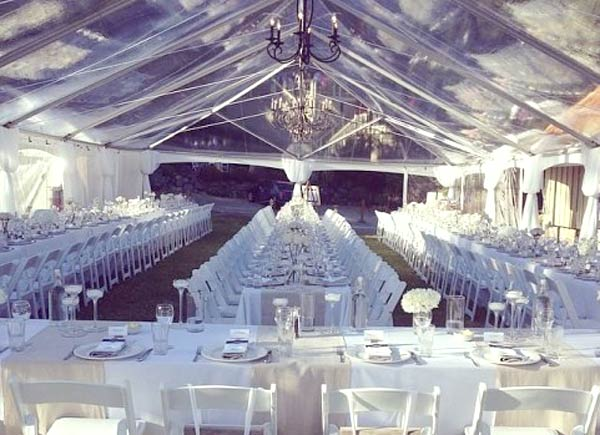rental items available to rent to Coastal Weddings and Events Design, Decor & Wedding Planning clients