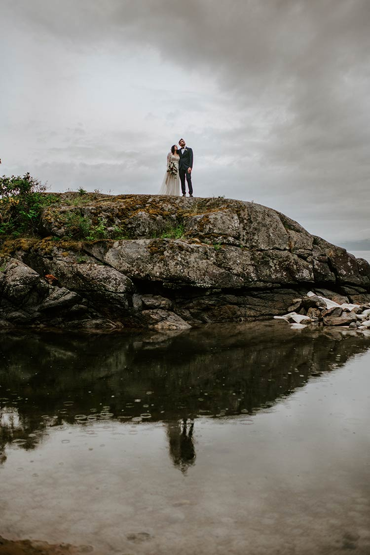 Sunshine Coast BC Elopements